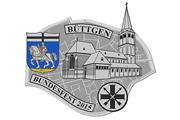 Sperrungen und Umleitungen rund um das Bundesschützenfest in Büttgen