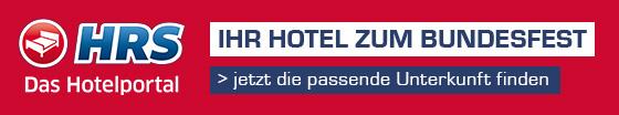 Ihr Hotel zum Bundesfest